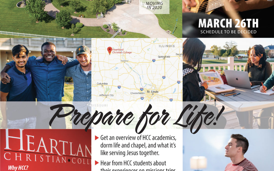 Save the Date – HCC Preview Day 2021